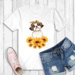 0-beautiful-sunflower-shih-tzu-t-shirt