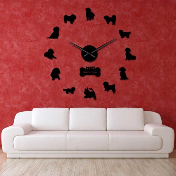 0_Shih-Tzu-DIY-Wall-Clock