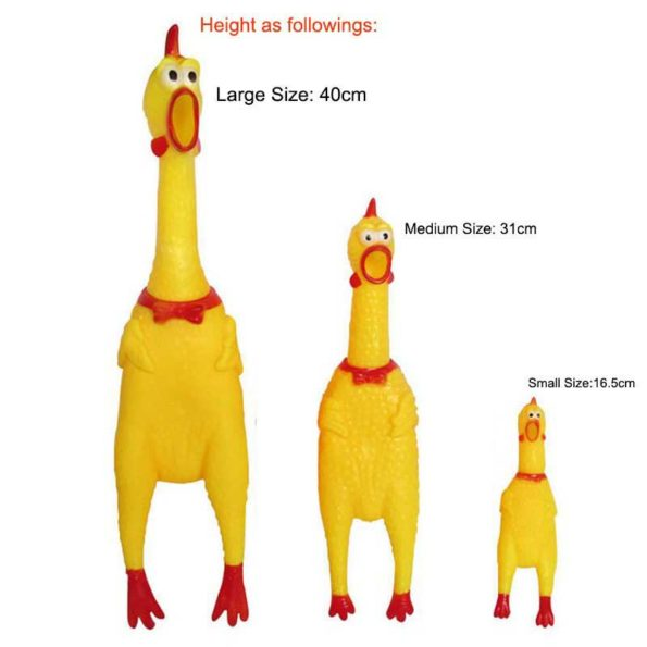 1-screaming-chiken-rubber-toy-sizes