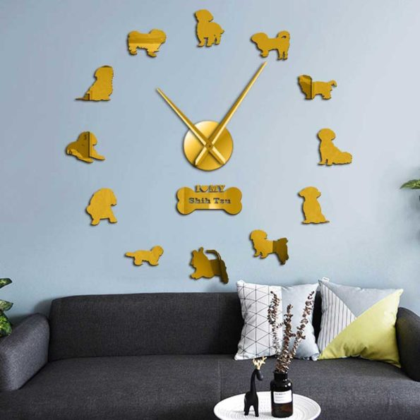 2_Shih-Tzu-DIY-Wall-Clock